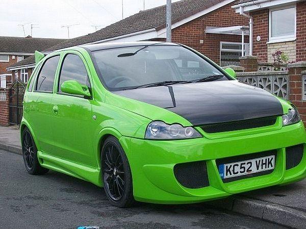 Opel Corsa 1.0 12V