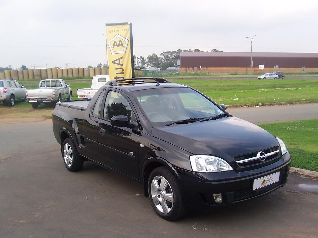 Opel Corsa Utility 1.8 Sport