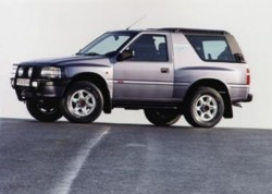 Opel Frontera 2.2 16V