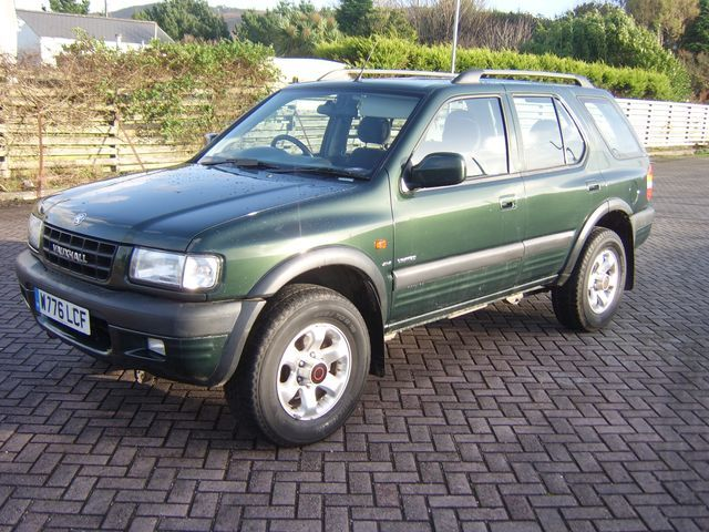 Opel Frontera 2.2 DTI