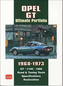 Opel GT 1100