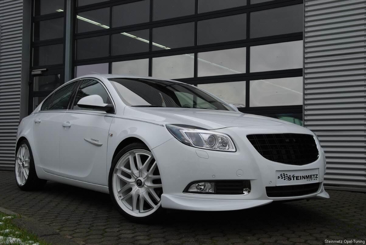 Opel Insignia 2.0 Turbo