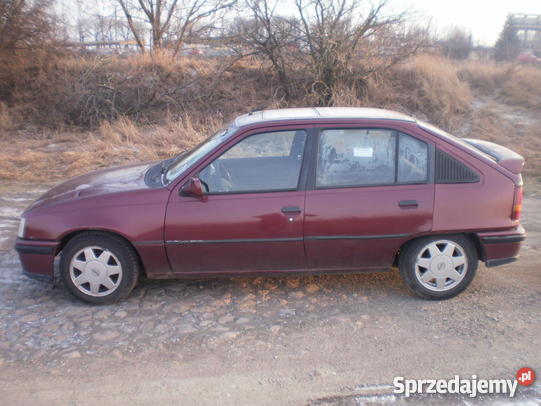 Opel Kadett 2.0 GSI KAT