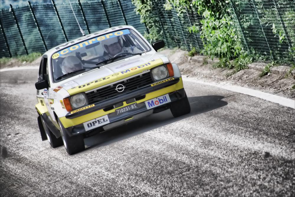 Opel Kadett 2.0 GT/E