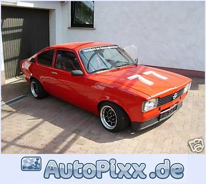 view of opel kadett coupe photos video features and. Black Bedroom Furniture Sets. Home Design Ideas