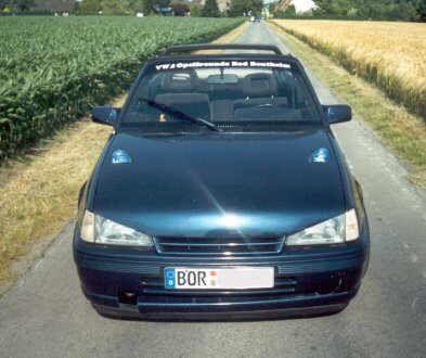 Opel Kadett E Cabriolet
