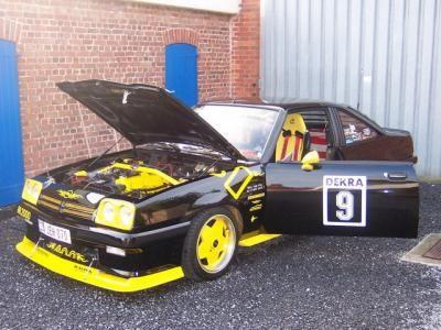 Opel Manta 2.0