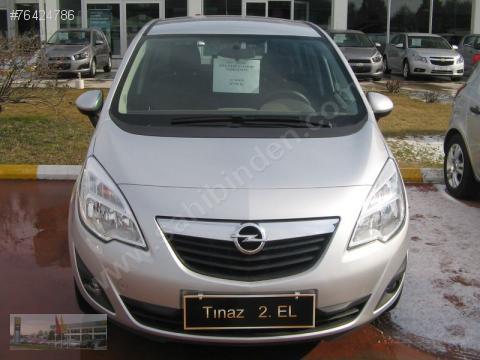 Opel Meriva 1.4 Essentia