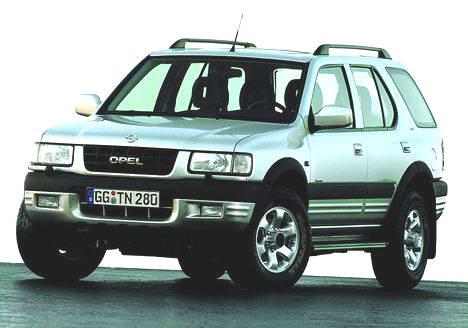 Opel Monterey 3.2 i V6 24V (3 dr) MT