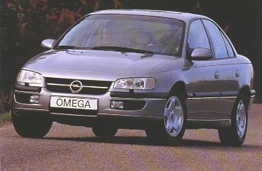 Opel Omega 2.2