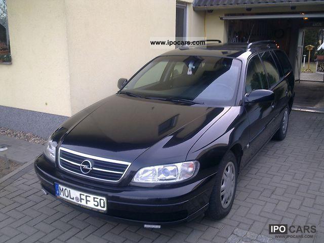 Opel Omega 2.2 Break