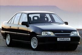 Opel Omega 3.0 24V (3000) AT
