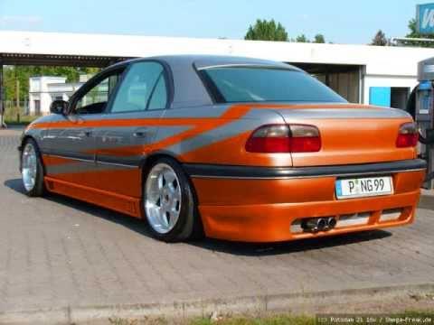 Opel Omega V8