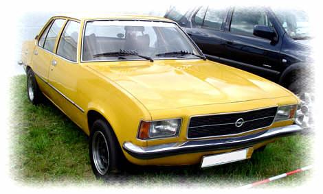 Opel Rekord 1.9