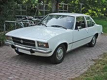 Opel Rekord 2.1 D