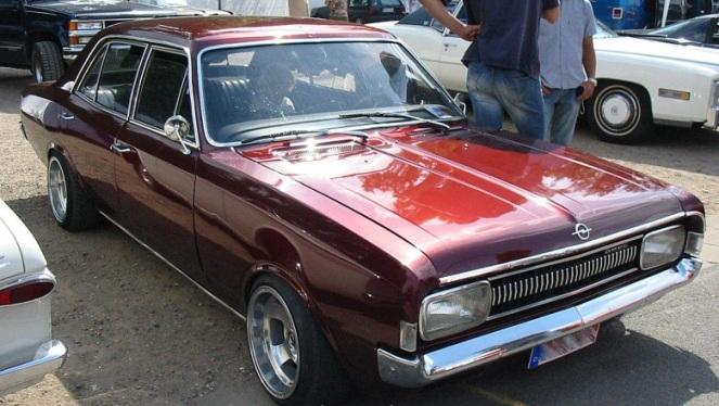 Opel Rekord C Caravan