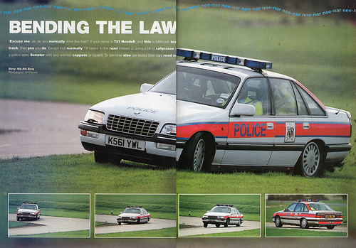 Opel Senator 3.0 i 24V MT