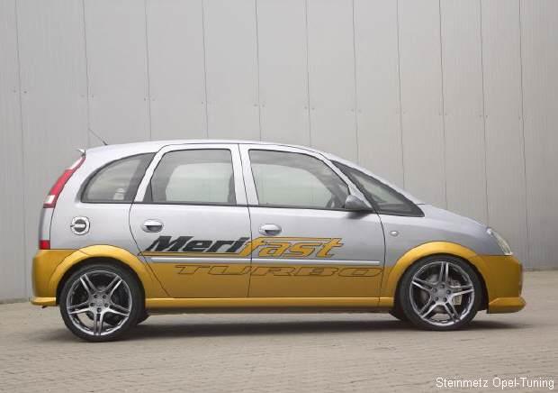 Opel Speedster 2.0 Turbo