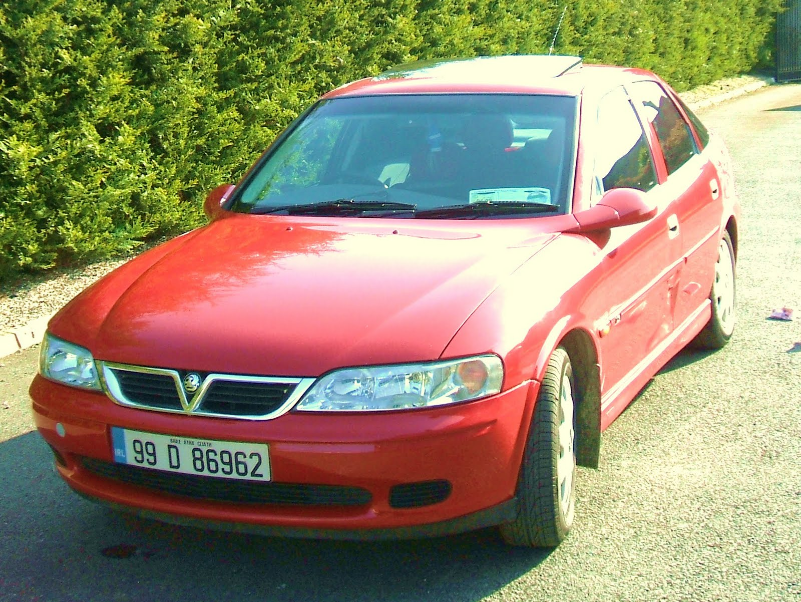 Opel Vectra 1.6 Hatchback Automatic