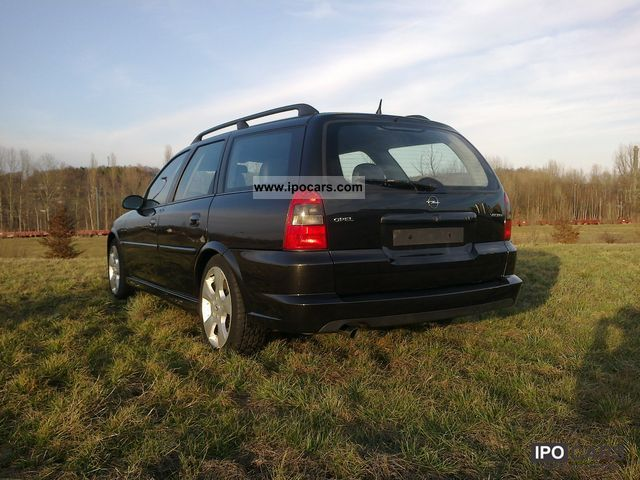Opel Vectra 1.8 Caravan