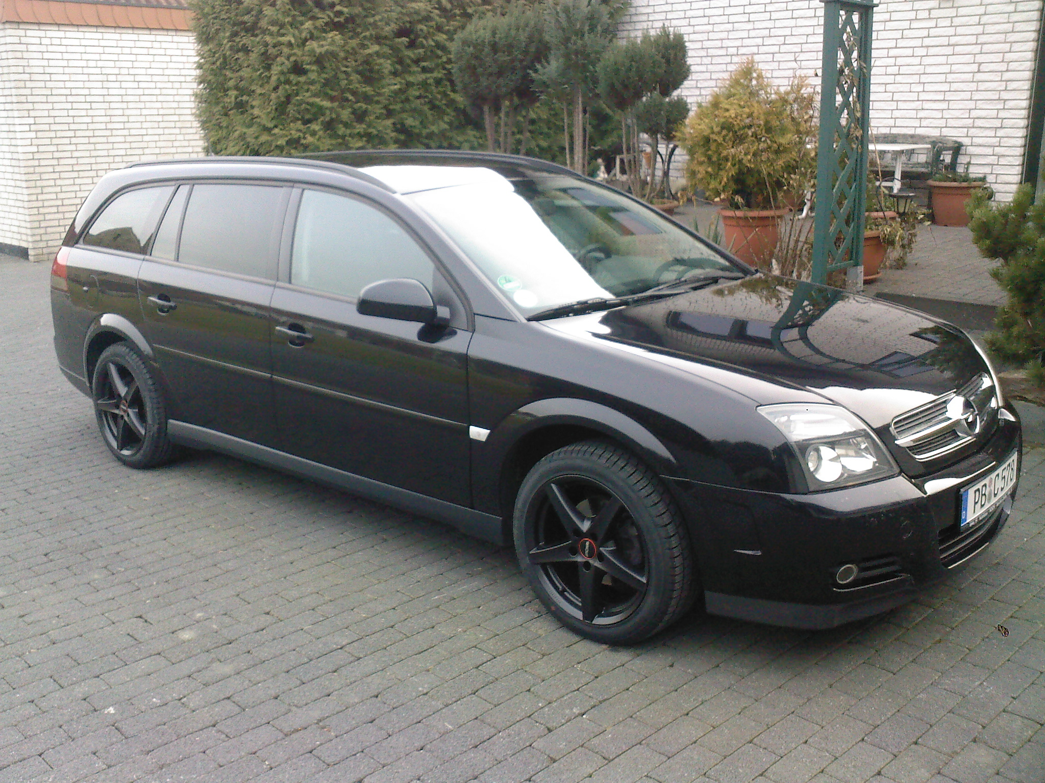 Opel Vectra 1.9 CDTi Caravan