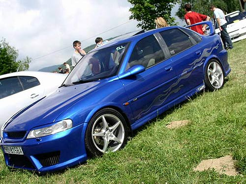 Opel Vectra 2.0 Turbo Caravan