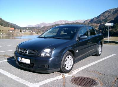 Opel Vectra 2.2 GTS