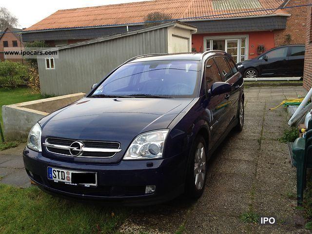 Opel Vectra 3.0 CDTI Caravan