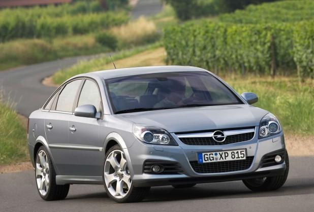 Opel Vectra GTS 3.0 CDTI