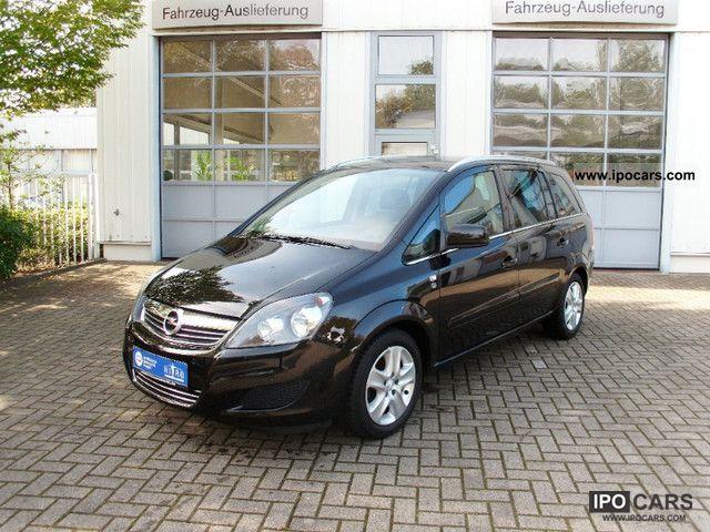 Opel Zafira 1.6 EcoFlex