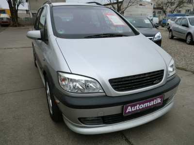 Opel Zafira 1.8 Automatic