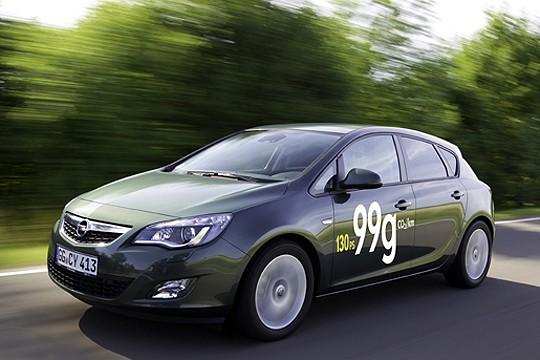Opel Zafira 1.8 LPG EcoFlex