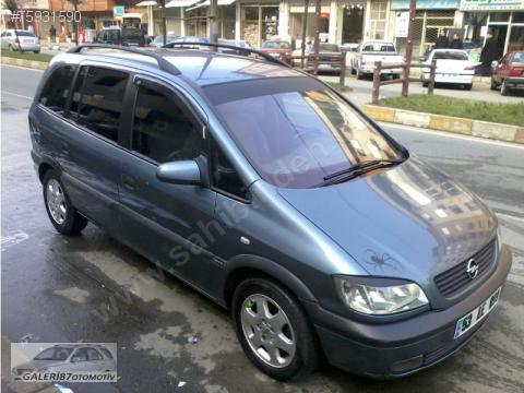 Opel Zafira 1.8 16V AT
