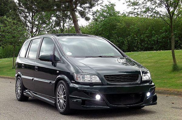 Opel Zafira 2.0
