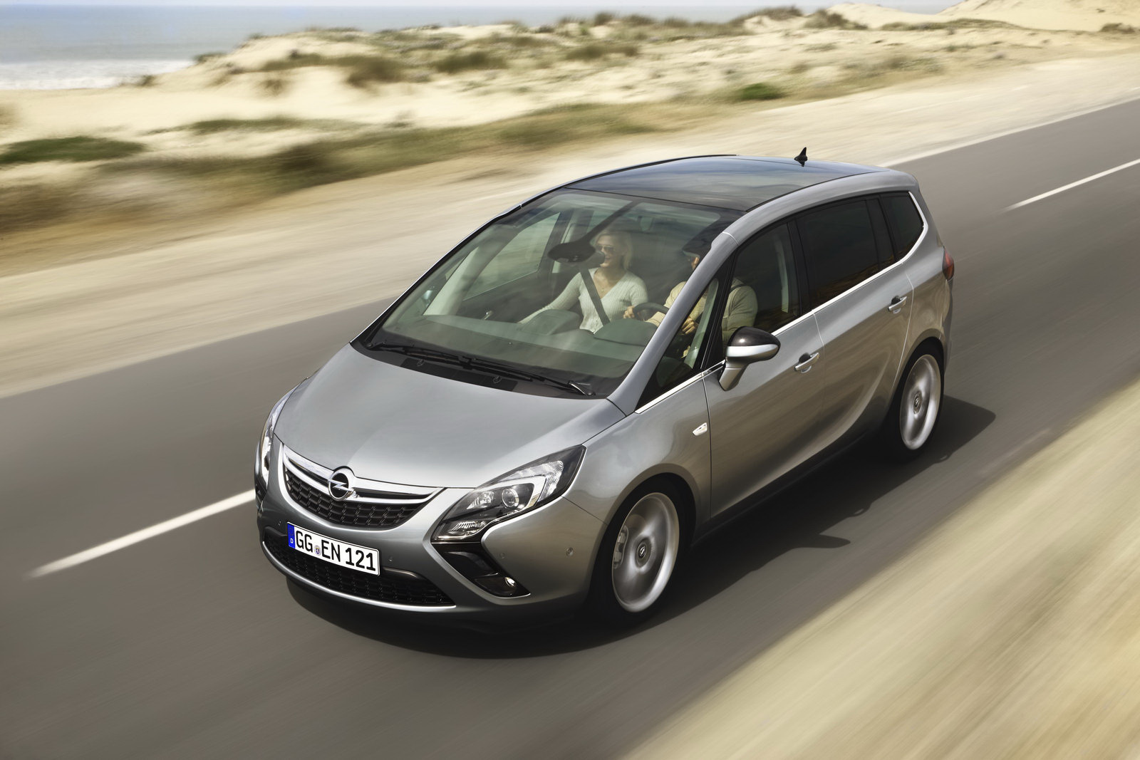 Opel Zafira 2.2 Enjoy Automatic Panoramic