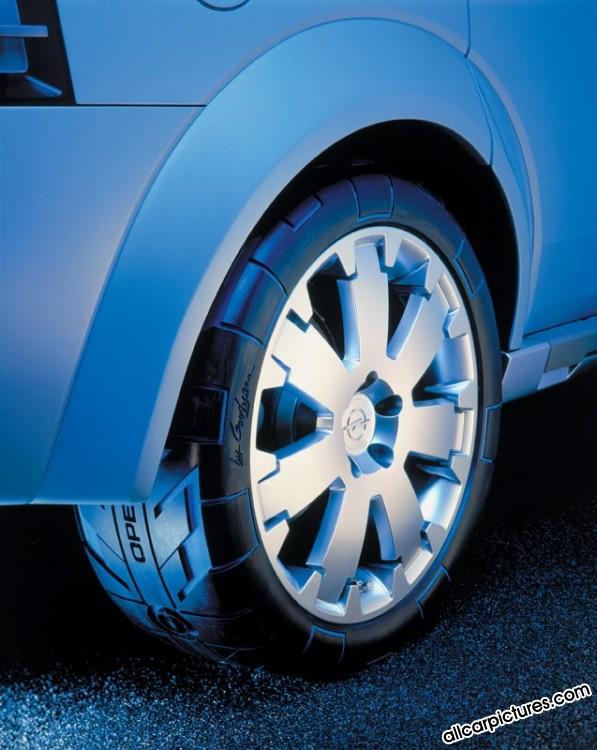Opel Zafira Snowtrekker