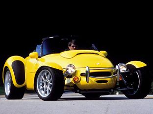 Panoz AIV Roadster