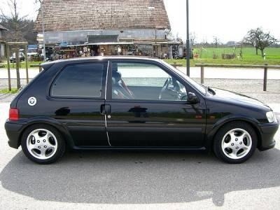 Peugeot 106 1.6 S16