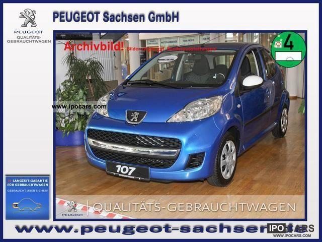 Peugeot 107 Filou