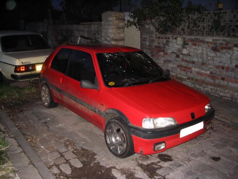 Peugeot 205 1.1