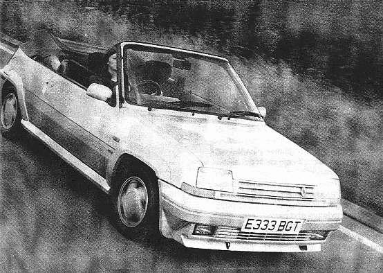 Peugeot 205 1.6 CJ