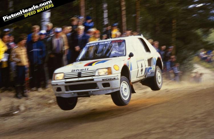 Peugeot 205 Turbo 16 1.8