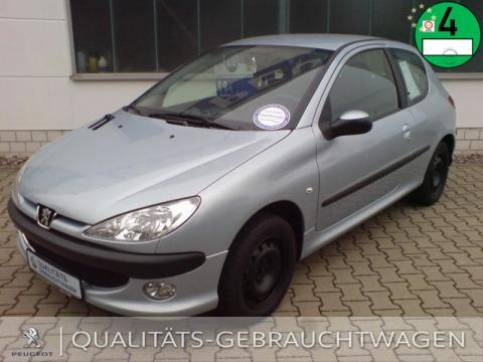 Peugeot 206 1.4 Grand Filou 75