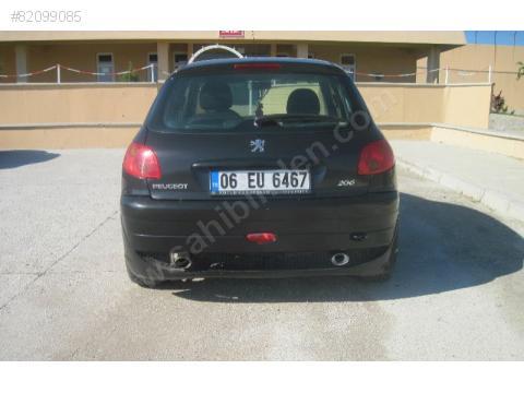Peugeot 206 1.4 PopArt