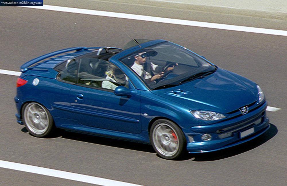 Peugeot 206 1.6 HDI