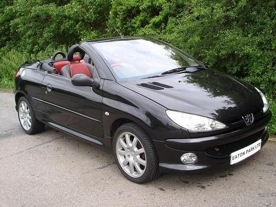 Peugeot 206 1.6 X