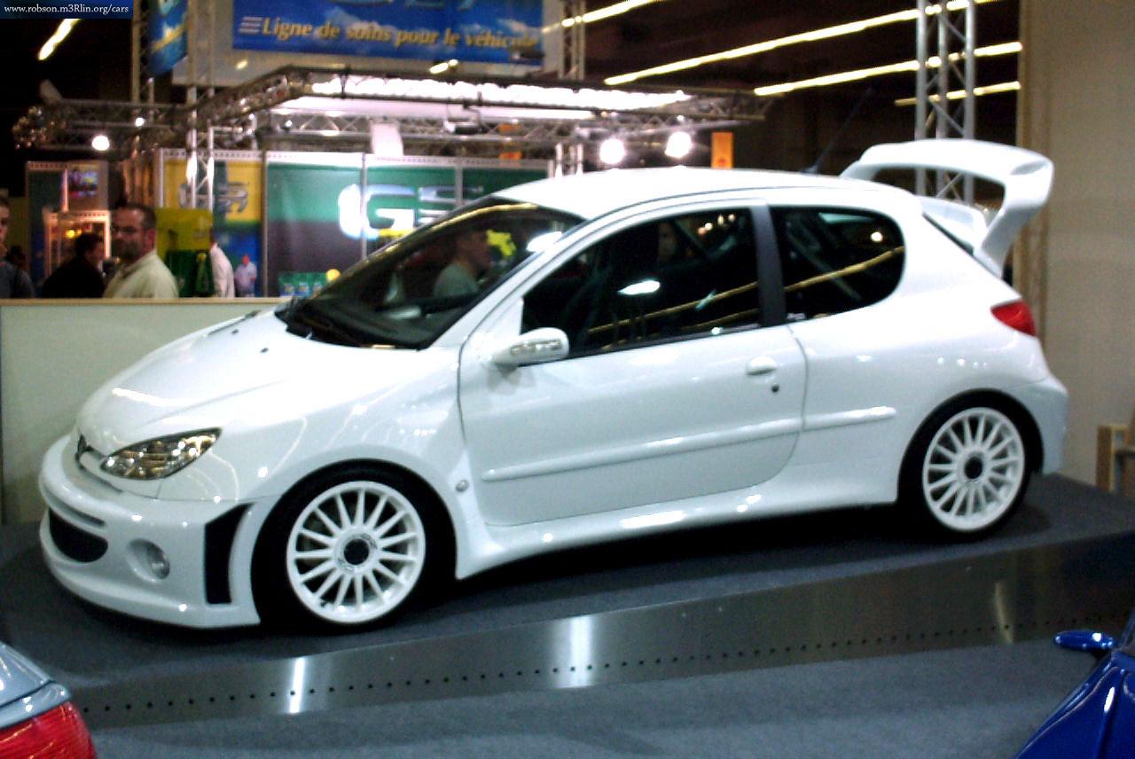 Peugeot 206 1,4