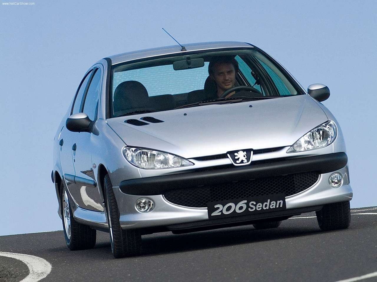 Peugeot 206 1.4 MT
