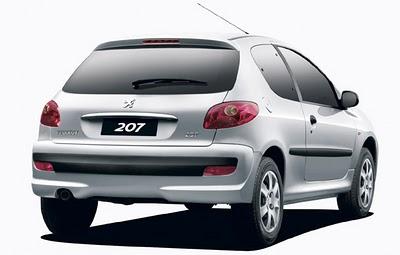 Peugeot 207 1.4 X-Line
