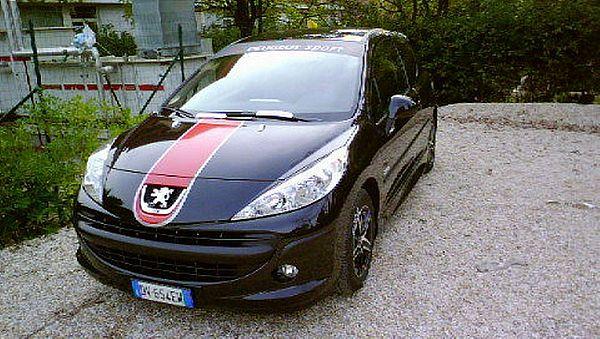 Peugeot 207 1.4 i